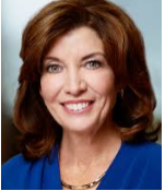 New York State Lieutenant Governor Kathy Hochul